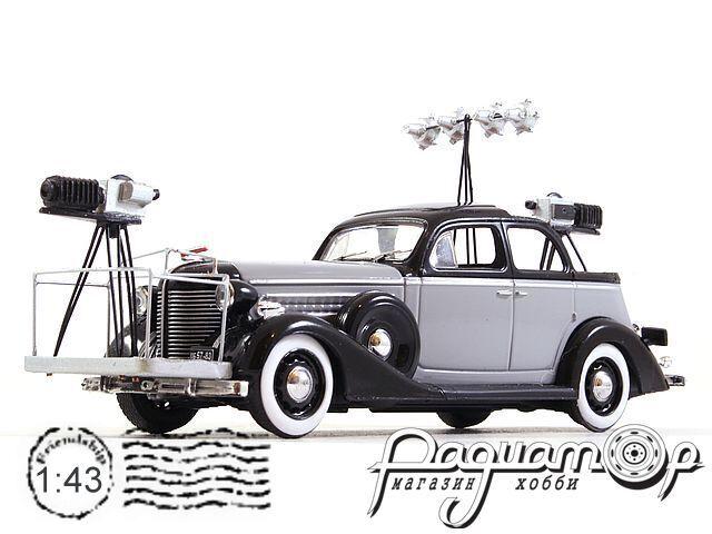 ЗиС-101А киносъемочная (1940) C2-01.2-Special