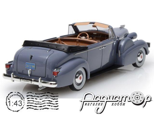 Cadillac Series 75 Convertible Sedan (1939) EMUS43007A