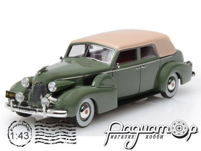 Cadillac Series 75 Convertible Sedan (1939) EMUS43007B