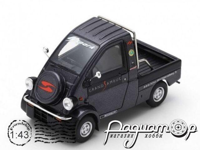 Daihatsu Midget II Pick-Up (1996) S5949
