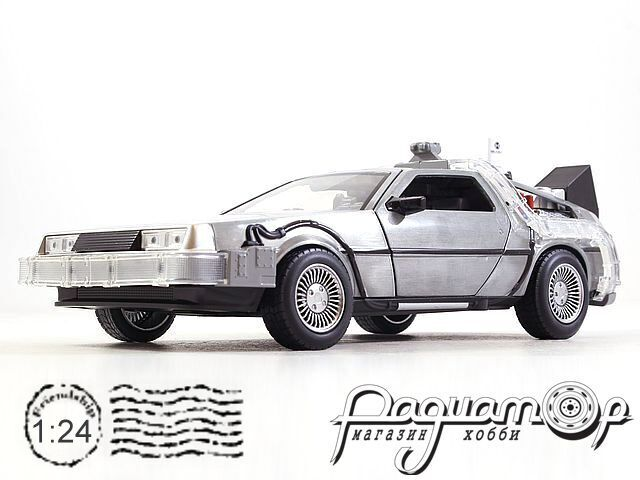 DMC DeLorean из к/ф