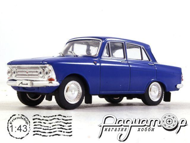 Автолегенды СССР и Соцстран №277, Москвич-408 «Элит» (1964)