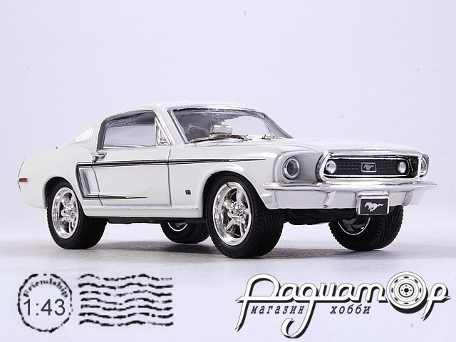 Ford Mustang GT (1968) 150476