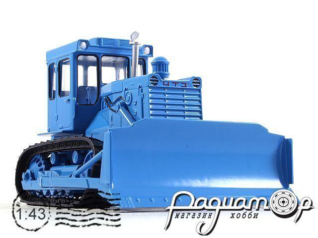 Тракторы №136, Т-130 с отвалом (1969)