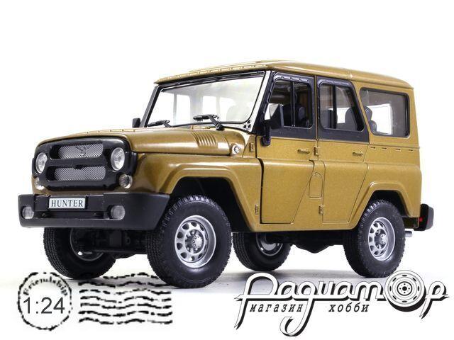 УАЗ-315195 «Hunter» (2003) UR78901-04 (D)