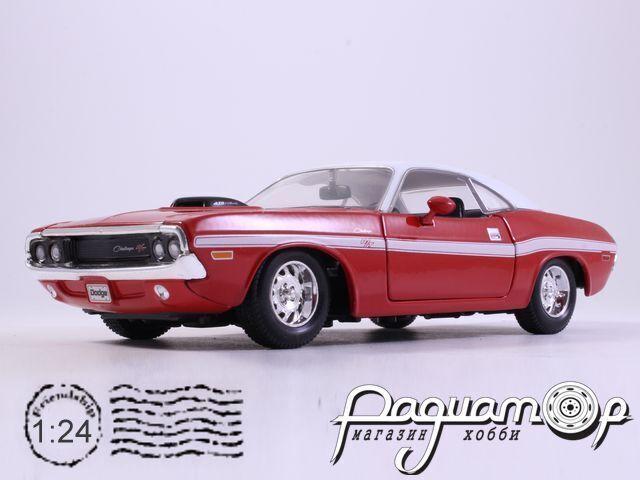 Dodge Challenger R/T (1970) 31263 (D)