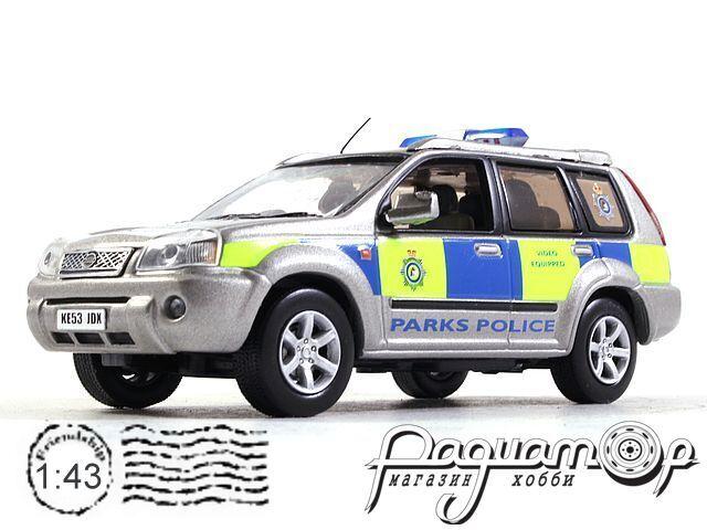 Nissan X-Trail Police (2001) 200412 (VZ)