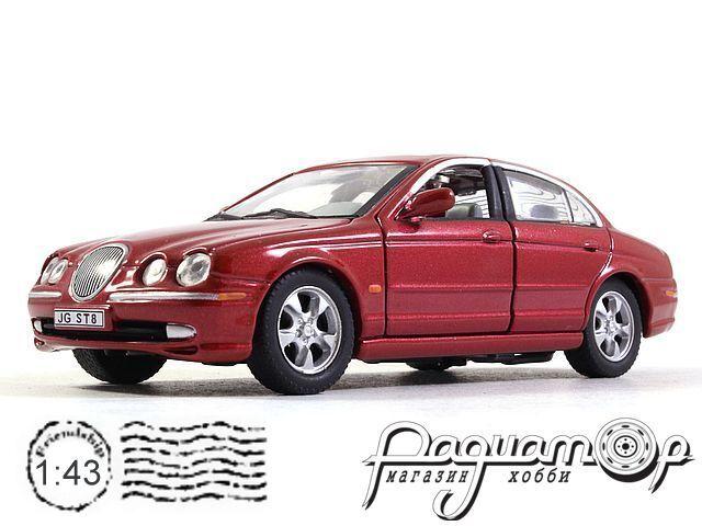 Jaguar S-Type (2000) 200404 (VZ)