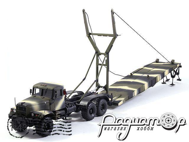 КрАЗ-255 тяжелый мост ТМ-3 (1970) 200421