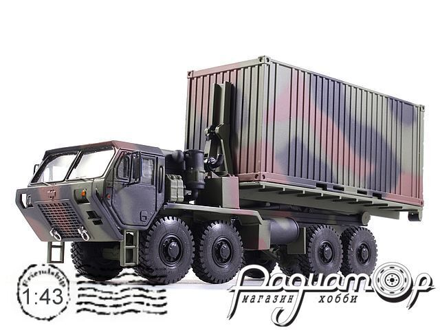 M983 HEMTT Oshkosh PLS multi lift container (1992) 200420