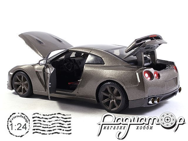 Nissan GT-R (2009) 31339 (BS)