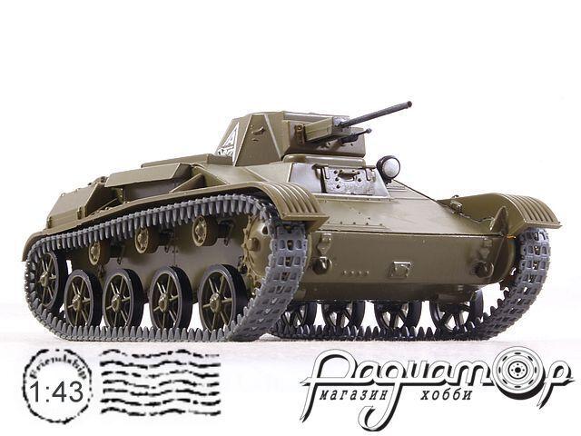 Наши Танки №38, Т-60 (1941)