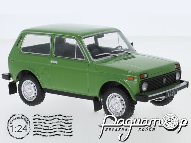 ВАЗ-2121 «Нива» (1976) WB124037