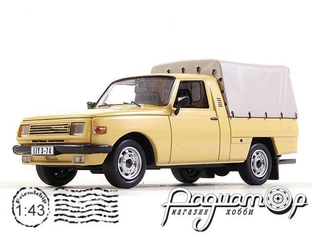 Wartburg 353 Pick-Up (1977) IST030 (PV)