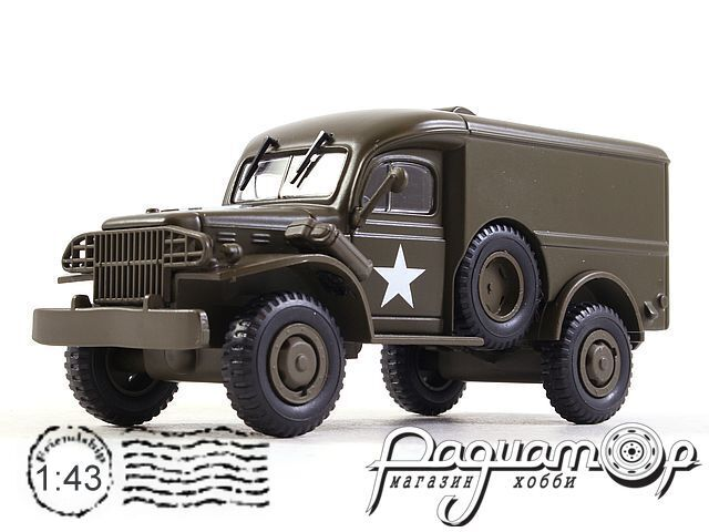 Dodge WC54 US Army (1944) WB238