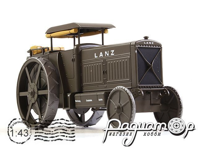 Lanz Heereszugmaschine Typ LD (1916) DC903