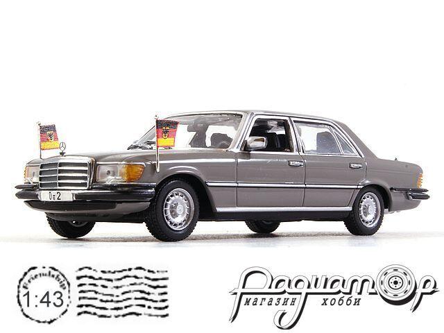 Mercedes-Benz S-Class 350SEL, Personal Car Helmut Schmidt (1974) 436039200
