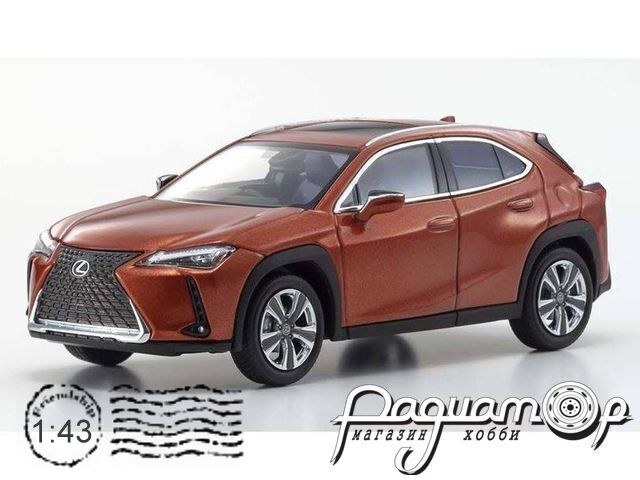 Lexus UX200 L Version (2019) 03695BC