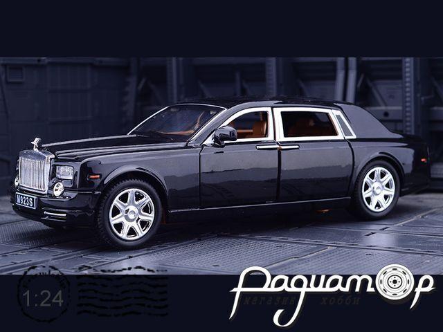 Rolls-Royce Phantom Alloy (2010) M923S-D