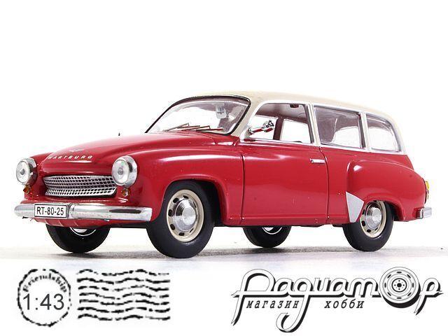 Wartburg 311 Kombi (1962) IST010 (PV)