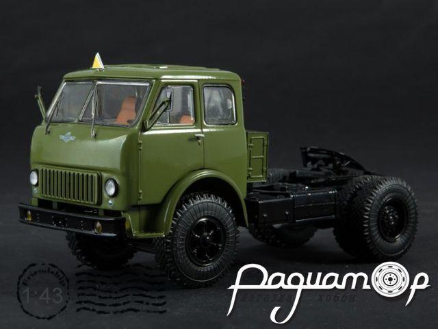 МАЗ-504 седельный тягач (1963) SSM1416