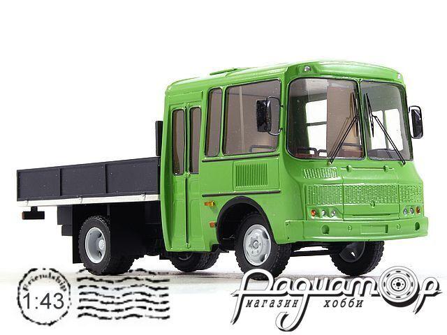 ПАЗ-32054 внутризаводской (2017) NIK151