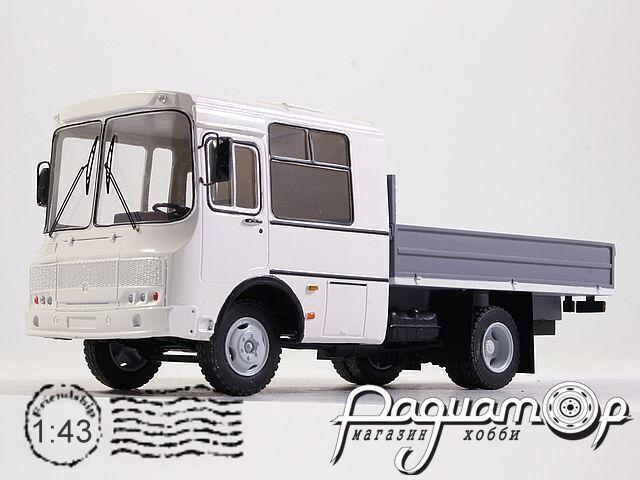 ПАЗ-32054 внутризаводской (2017) NIK152