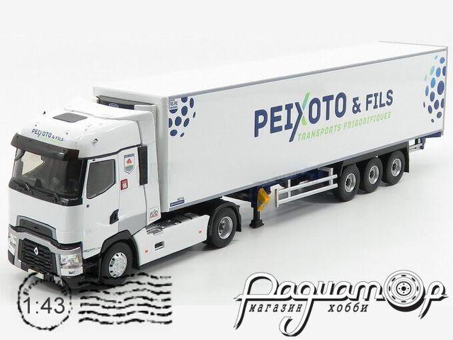 Renault T520 High Truck Semi-Frigo Peixoto & Fils Transports (2016) 116741