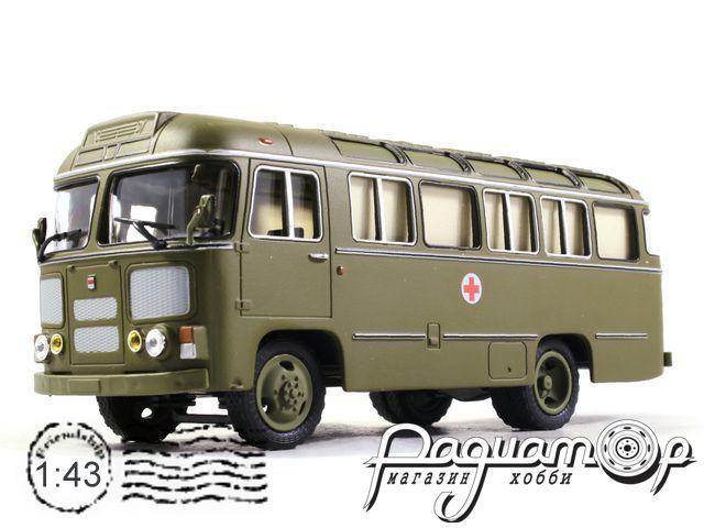 ПАЗ-672М санитарный (1982) 6900078130002