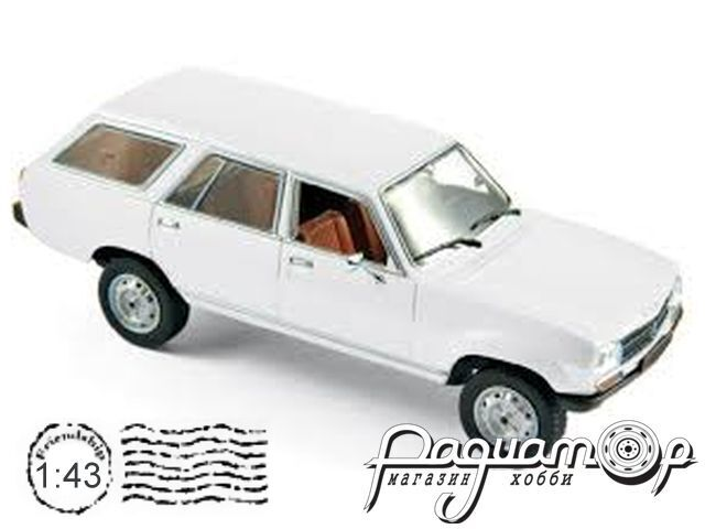 Peugeot 504 Break Dangel (1980) 475443