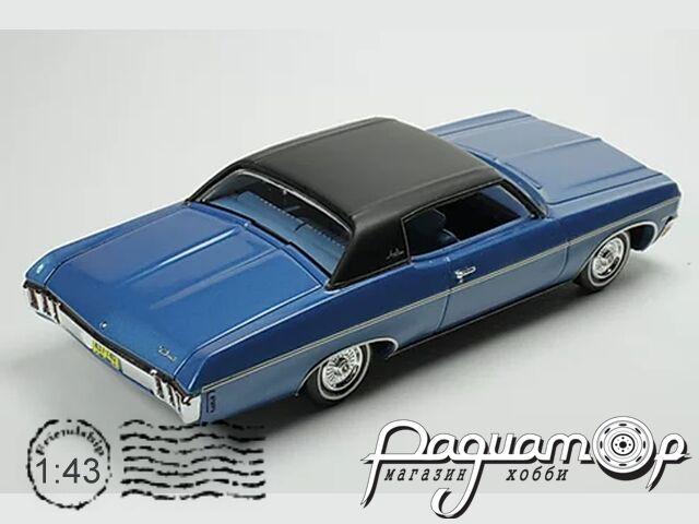 Chevrolet Impala Custom Coupe (1970) GC029B