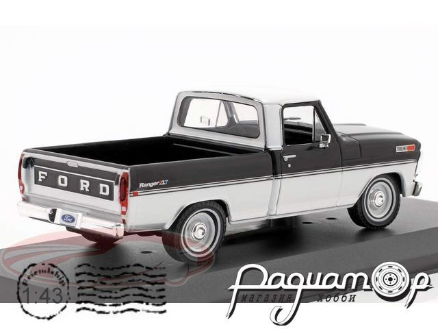 Ford F-100 Pick-Up (1970) 86338