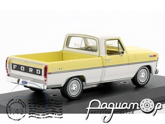 Ford F-100 Pick-Up (1970) 86339