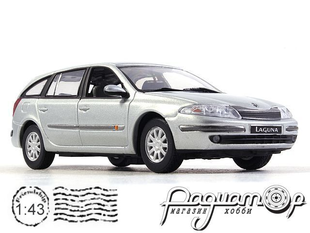 Renault Laguna Estate II Phase 1 Privelege 1.9 dCi K74 (2001) 7711216918