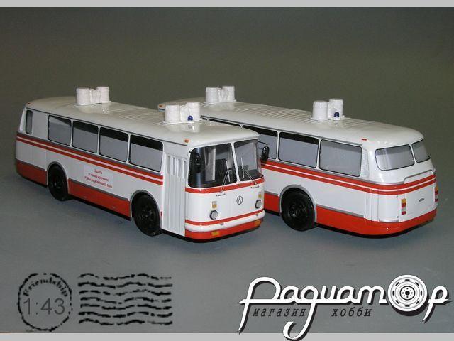 ЛАЗ-692, Чернобыль (1986) V3-30