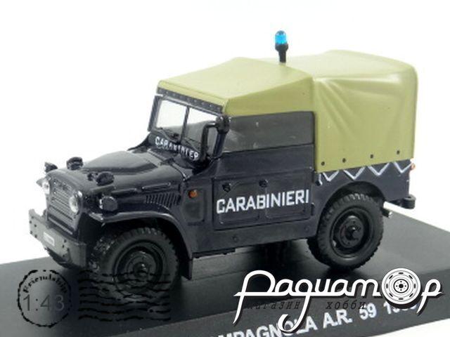 Fiat Campagnola AR 59 Carabinieri (1959) RA042