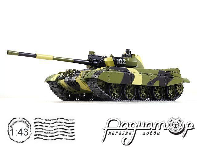 Наши Танки №40, Т-62М (1983)