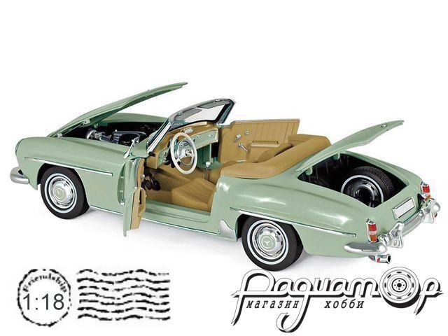 Mercedes-Benz SL-Class 190SL Spider (1957) 183401