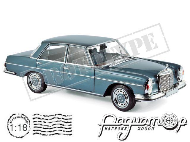 Mercedes-Benz S-Class 280SE (W108) (1968) 183760