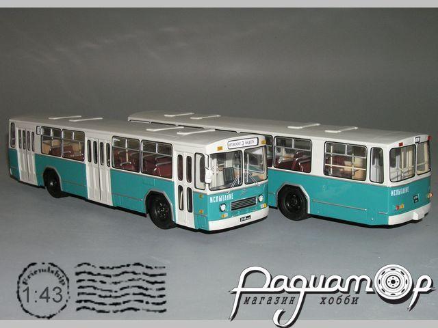 ЗИУ-8 автобус на базе ЗИУ-9 (1982) W1-34.1