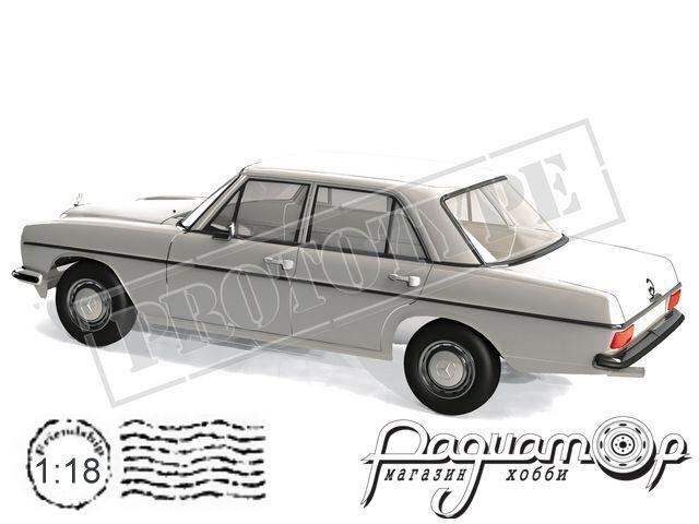 Mercedes-Benz 200 Sedan (W115) (1968) 183770