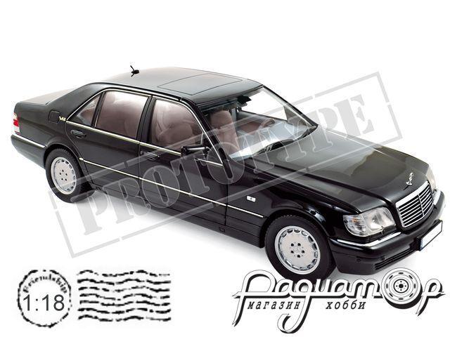 Mercedes-Benz S-Class S600 (W140) (1997) 183722