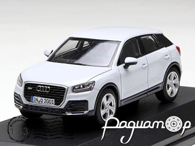 Audi Q2 (2018) 200524
