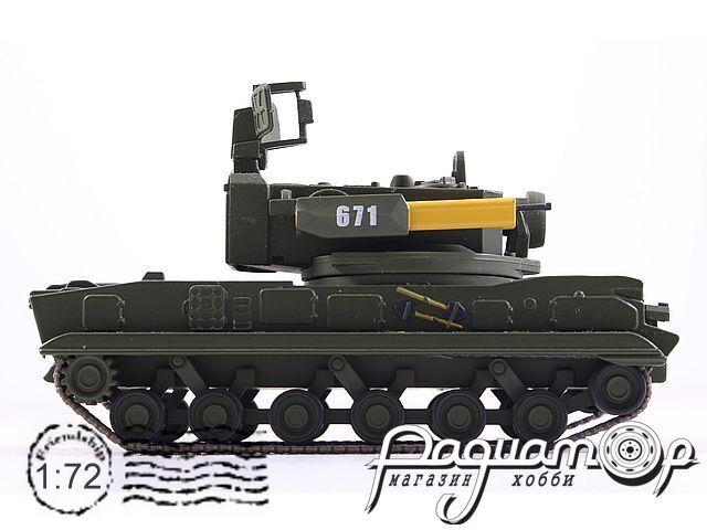 Русские танки №52, 2С6 «Тунгуска» (1970)