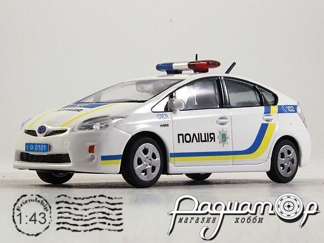 Toyota Prius Поліція України (2015) NRG43016