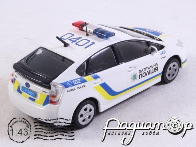 Toyota Prius Патрульна Поліція України (2015) NRG43018