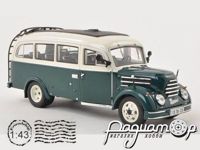 Robur Garant 30k VWB I8 автобус (1956) IST168T (PV)