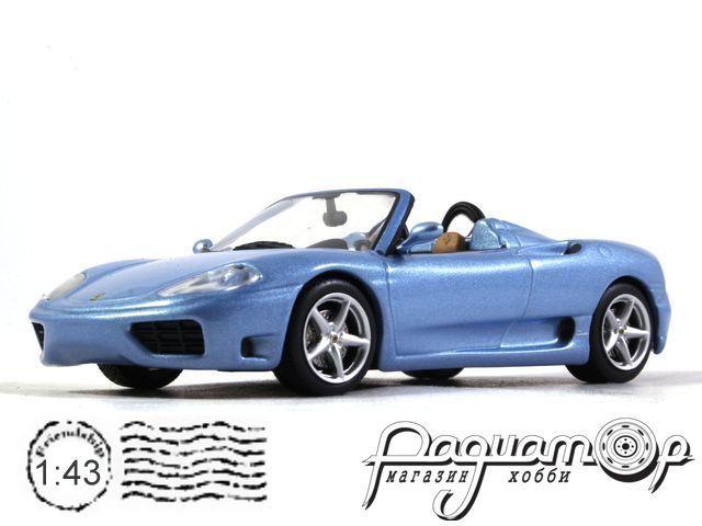Коллекция Феррари №24 Ferrari 360 Spider (1999)