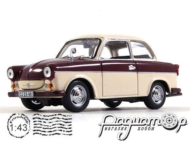 Trabant P50 Limousine (1958) IST029 (PV)