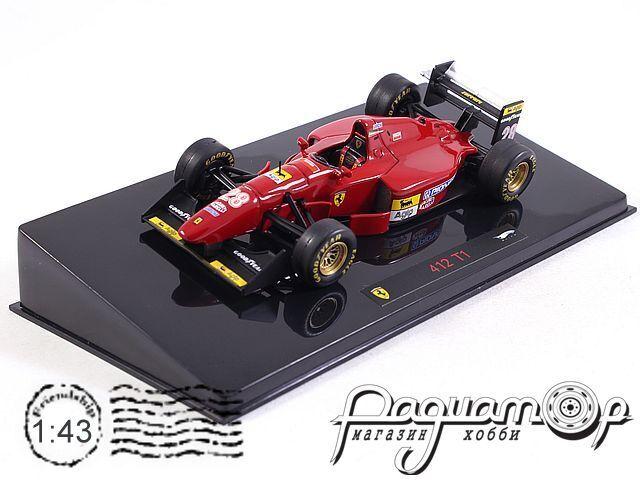 Ferrari 412 T1 Sieger GP Deutschland (1994) N5583